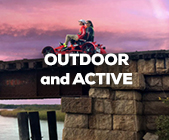 Outdoor and Active