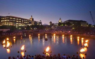 Photo of Waterfire