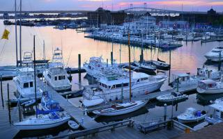 Photo of The Newport Harbor Hotel and Marina