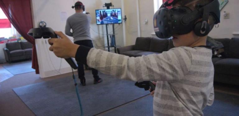 Photo of Base Station VR Lounge