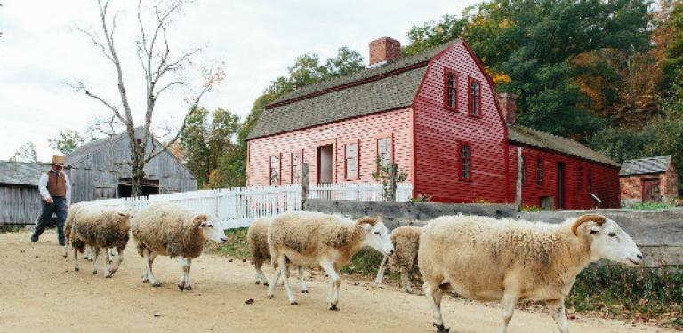 Photo of Old Sturbridge Village