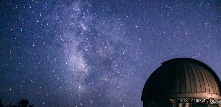 Photo of Frosty Drew Observatory