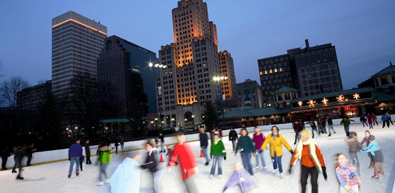 Photo of Providence Rink at Bank of America City Center