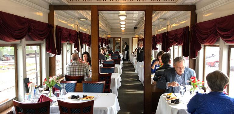 Photo of Essex Clipper Dinner Train